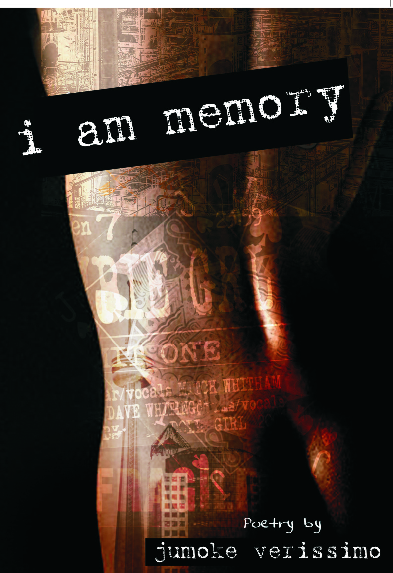 I am memory by Jumoke Verissimo